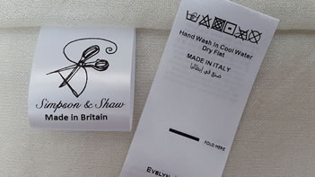 garment labels create your label